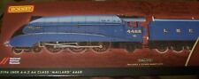 Hornby R3196 Class A4 Great Gathering 4468 Mallard in LNER blue NO CERTIFICATE