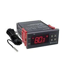 AC 110V Digital Temperature Controller Incubator Thermostat Fahrenheit 10A 2 ...