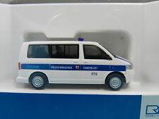 RIETZE 53421 VW T5 POLIZIA MUNICIPALE STADTPOLIZEI 1:87