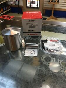 "1981-1982 Yamaha IT465 80'-81' Yamaha Yz465 Wiseco Piston Kit, .060"" / 1.5mm O/S"