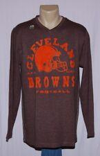 Cleveland Browns Football Thermal Long Sleeve Shirt M - Nfl Mens