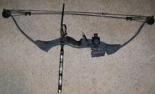 "Browning Summit Compound Bow, Camo, 27-30"" Draw, 45-70 LB, Sights, Weight, Rest"