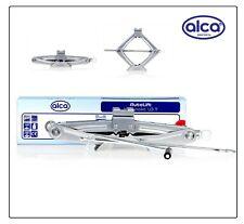 Calidad ALCA ® Resistente Tijera Wind Up Jack de 1 toneladas de emergencia DYI GARAGE LIFT