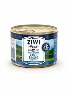 ZIWI Peak Canned Wet Cat Food – Grain Free, with Superfoods,(12)6.5oz
