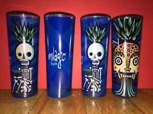 Milagro Shot Glasses Set Of 4