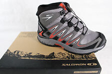 Salomon Slippers Lace Up Boots Xa Pro 3D Mid, Ankle High, Waterproof, New