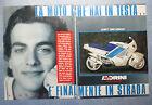 MOTOSPRINT988-PUBBLICITA'/ADVERTISING-1988- MORINI MOTO DART 350