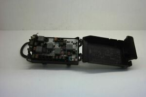 2007-10 FORD EDGE Fuse Box Engine VIN C 8th Digit