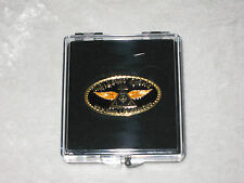 Masonic Challenge Coin Freemason Widows Sons Motorcycle Square Compass NEW!