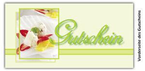 Geschenkgutscheine Gutscheinkarten Geschenkkarten Branchen Eiscafé EI-11004