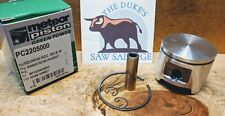 METEOR HUSQVARNA 350 353 PISTON WITH CABER RINGS 45MM 503 53 90-02