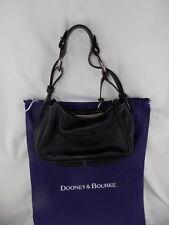 Dooney & Bourke Shoulder Bag Black Pebbled leather purse