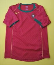 Portugal kids jersey 14-16 years 2004 2006 young shirt Nike soccer ig93