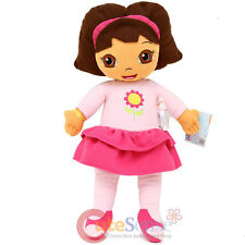 "Dora The Explorer Dora Cuddle Pillow 26"" Plush Doll - Pink Dress"