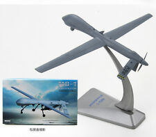 1:72 AF1-0015 MQ-1 Predator Drone UAV Creech AFB AIR FORCE diecast model