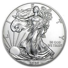 2020 Nice 1 oz Troy r American Eagle Bullion Coin BU .999 %