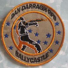Dan Darragh RFB Ballycastle Baseball Patch