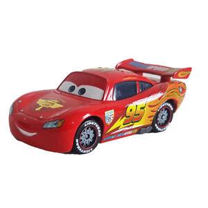 Mattel Disney Pixar Cars Lighting Mcqueen Metal Diecast Vehicle Play Set Car Toy