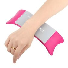 Silicone Manicure Nail Art Pillow Hand Holder Cushion Arm Wrist Rest Mat Pad