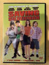 Saving Silverman (Dvd, 2001, Pg-13 Theatrical Version)