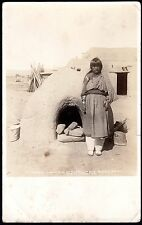 Rare (ALS) Autographed Grace Mott Johnson~ Pueblo Indian Woman ~ Santa Fe & Taos