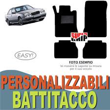 PER MERCEDES CLASSE E W210 TAPPETINI AUTO SU MISURA MOQUETTE BATTITACCO | EASY