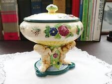 Earthenware Bowls Decorative 1920-1939 (Art Deco) Pottery
