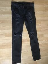 BDG At Urban Outfitters Black Ripped Jeans  Size W32  L32