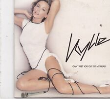 Kylie Minogue-Cant Get You Out Of My Head cd single