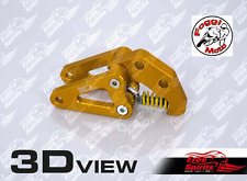 FREE SPIRITS BUELL XB BELT TENSIONER IN HOT YELLOW - 207550G