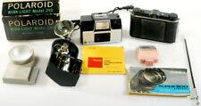 Camera Equip, Misc-Polaroid,Agfa,Contin ental-Lot/7