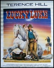 LUCKY LUKE Affiche Cinéma / Movie Poster TERENCE HILL