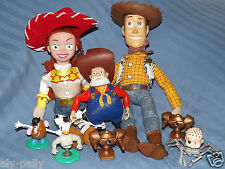 TOY STORY DISNEY TOYS LOTS TO CHOOSE FROM MULTI LISTING (RARE CHAPEAU HAT)