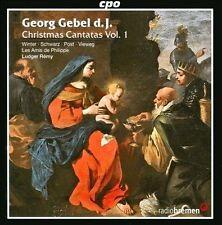 Georg Gebel d.J.: Christmas Cantatas Vol. 1, New Music
