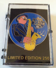 2012 ALL STAR GAME BRASS JAZZ LIMITED EDITION PIN ONLY 250 MADE