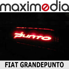 Sticker x Terzo Stop Fiat Grandepunto Grande Punto