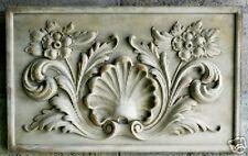 Backsplash stone Tile Plaque wall  relief sculpture home kitche art decor garden