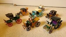 BRUMM CARRIAGE HORSE (LOT OF 7) THESE HAVE BEEN IN A CLOSED CASE FOR 30+ YEARS