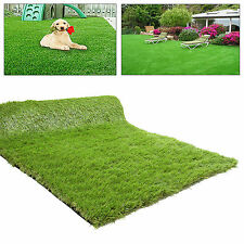 (3*6ft) Synthetic Lawn Artificial Grass Turf Astro Thickness1.8cm Garden Decor