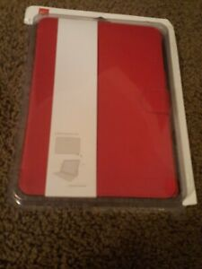 Samsung Folio Case for Samsung Galaxy Note 10.1 2014 Edition Red