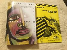 BLACK BOY Richard Wright Plus cliff notes for book