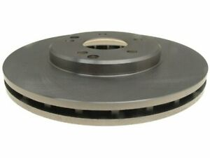 For 2006-2007 Mercedes C350 Brake Rotor Front AC Delco 52669GF Silver -- New