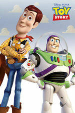 Toy Story-Woody Y Buzz-Movie Poster 24x36 - 3593