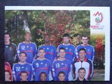Panini euro 2008-Foto de Equipo (2) Francia #334 Puzzle