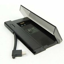 LS-1 USB Charging Cradle Dock Station Slot For Blackberry Z10 Battery Charger