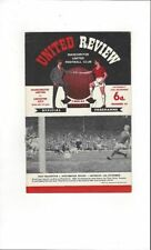 Teams L-N Leicester City Division 1 Football Programmes