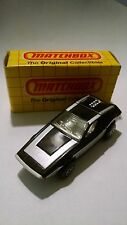 Matchbox Superfast 51 Midnight Magic