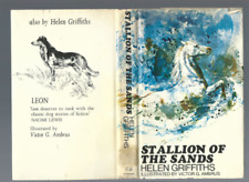 STALLION OF THE SANDS BY HELEN GRIFFITHS illus. by victor ambrus horse story
