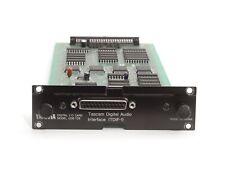 Yamaha CD8 TD2 • TDIF Karte für 02R und 03D Konsolen • 1 Jahr Gewährl.