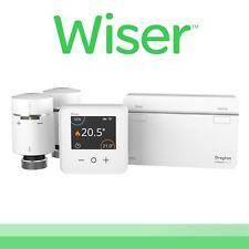 Drayton Wiser Kit 1 (Heating Control) + 2 Radiator Thermostats, Smart Heating